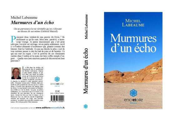 Couverture murmures page 2