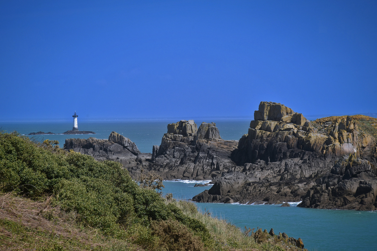 Pointe du Grouin avril 2018