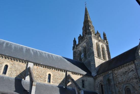 Eglise d'Avesnière