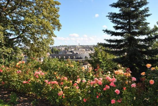 La ville du jardin de la Perrine
