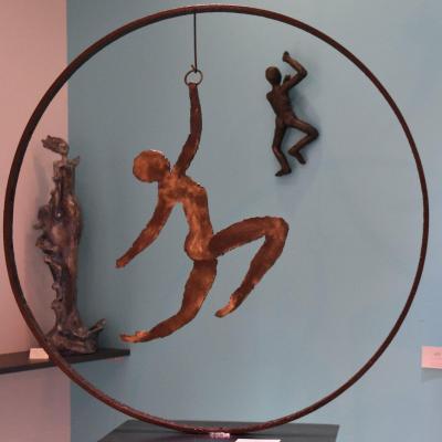 Sculpture de Monique Barbe