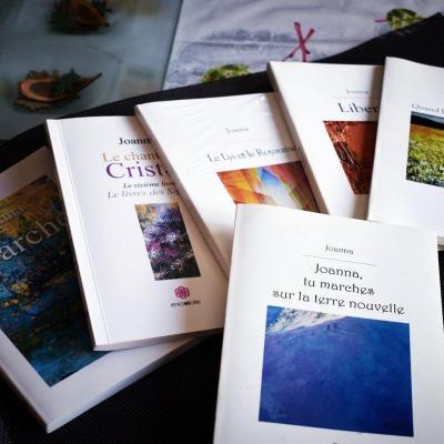 Livres de Joanna